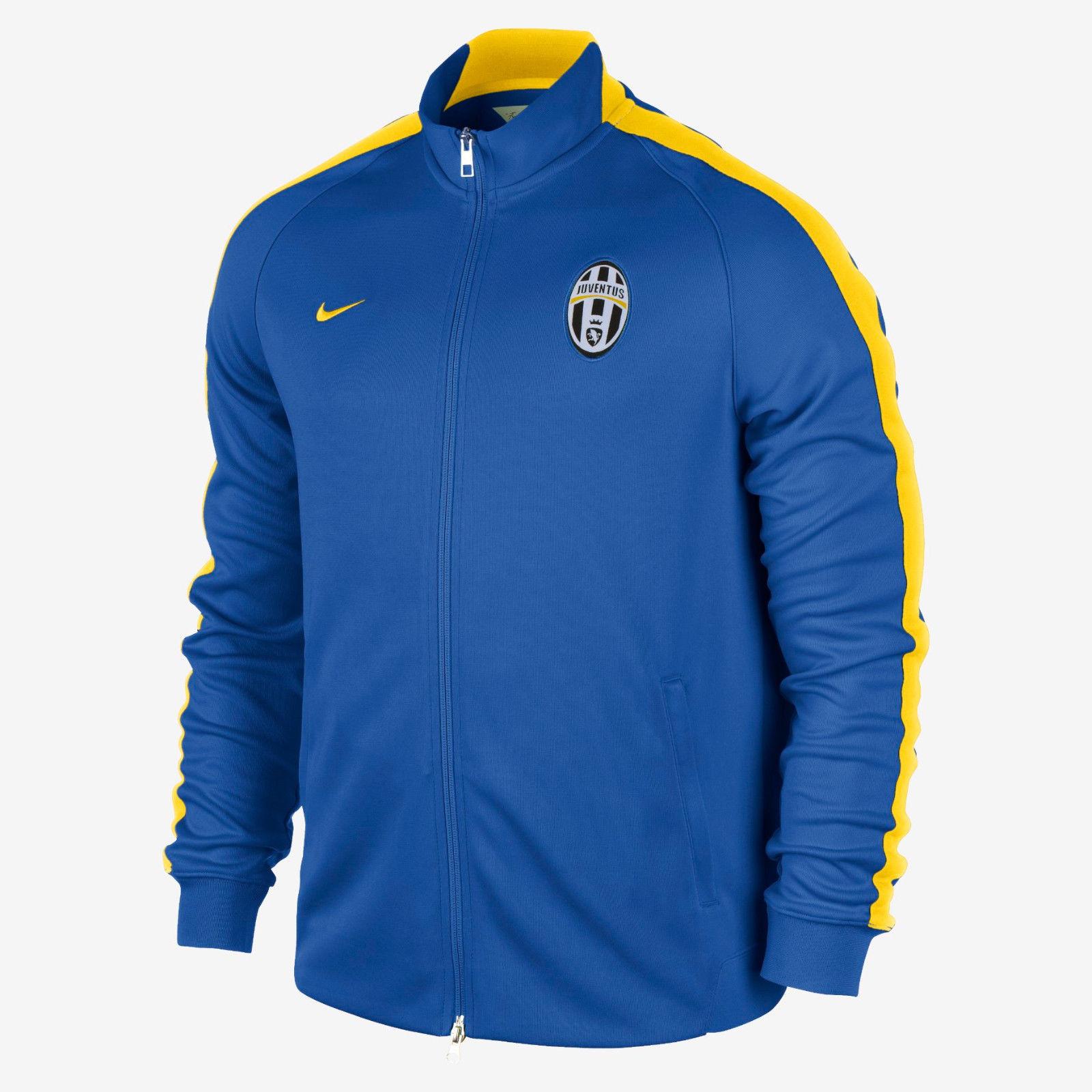 cdc3954c4a Giacca Tuta Nike FC JUVENTUS Authentic N98 TrackTop