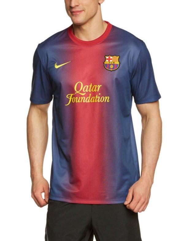 Maglia Calcio Replica Stadium Nike FC Barcellona 12/13