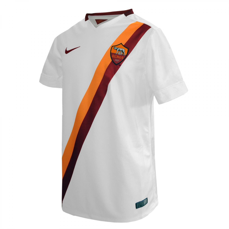 Maglia Gara Ufficiale Away Nike A.S. Roma 2014/15