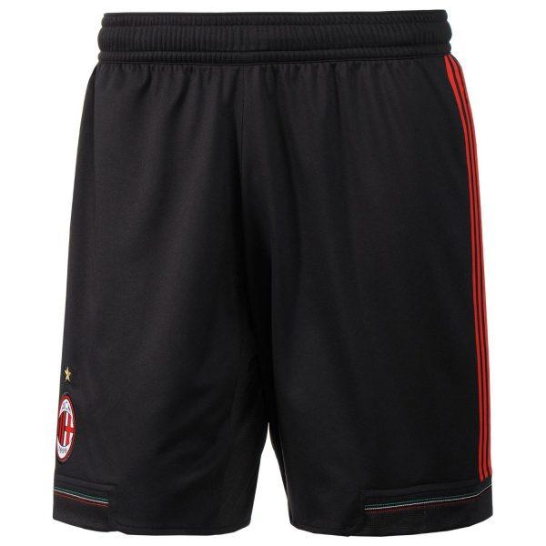 scarpe sportive 57e9a fd4f9 Pantaloncini Calcio Neri Adidas AC Milan 12/13