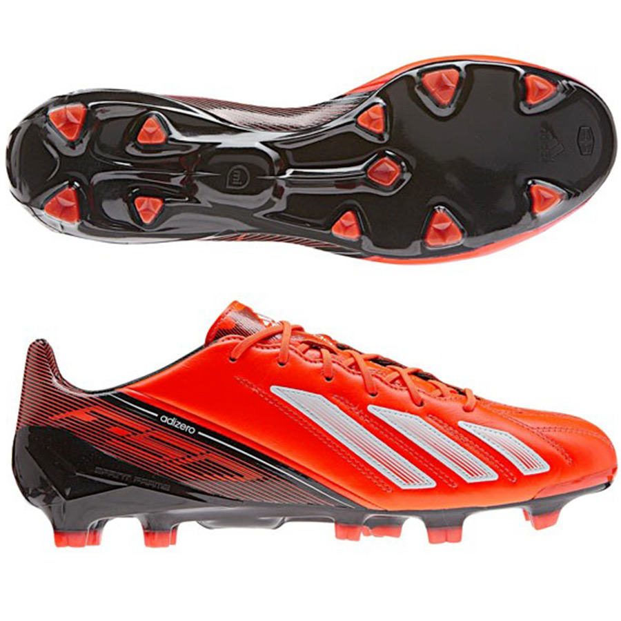 Scarpe Calcio ADIDAS F50 AdiZero Trx FG Leather