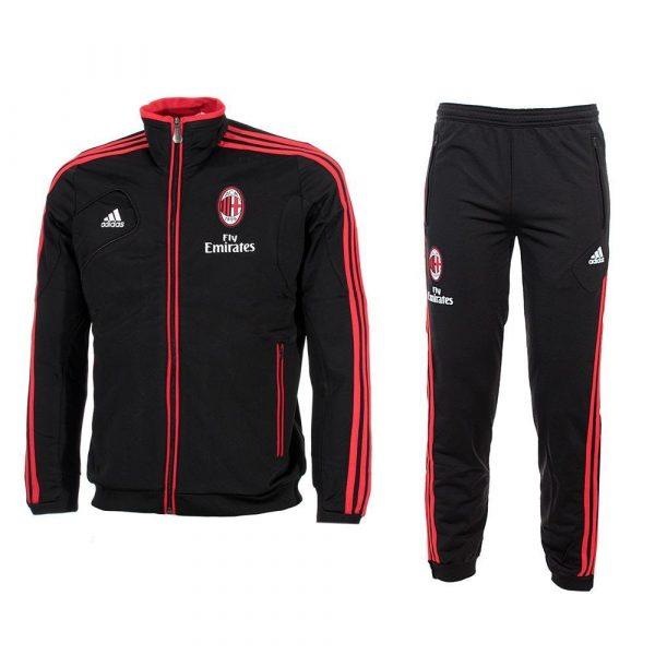 6a2d3907e3 Tuta Allenamento Adidas Junior A.C.MILAN 2012/13