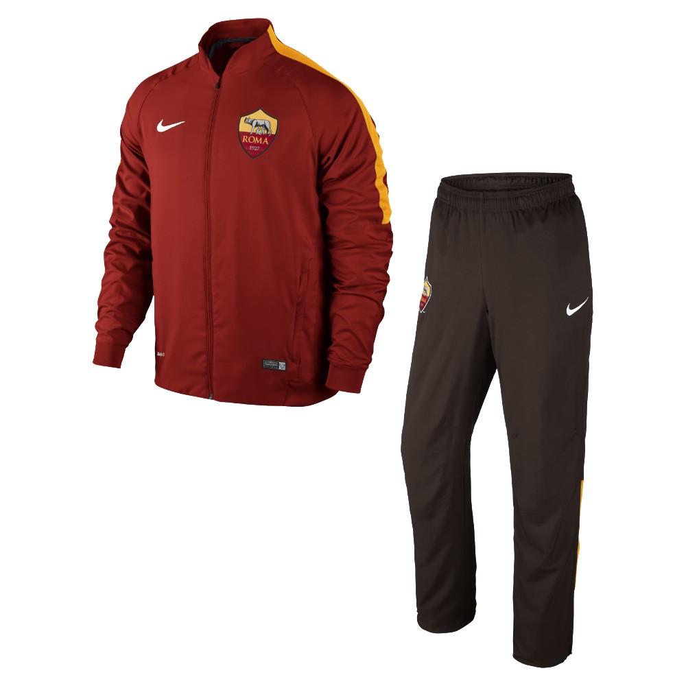 Tuta Allenamento Nike A.S.ROMA Squad Sdln 15/16