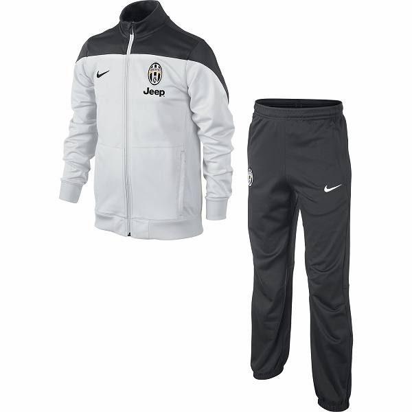 Spectacle Korean government  Tuta Calcio Nike F.C. JUVENTUS Squad Sideline BOYS - Footex.it