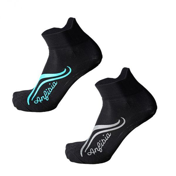hot sale online f28a1 1a468 Mico Calze Antiscivolo Piscina Calza Anfibia Attività Acquatiche Anti-Slip  Socks