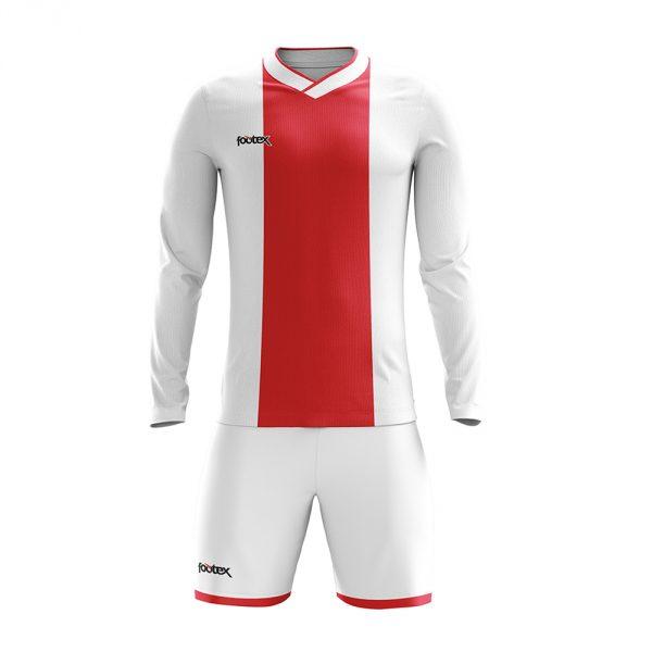 Completo Calcio Personalizzabile Ajax Regular Fit manica lunga