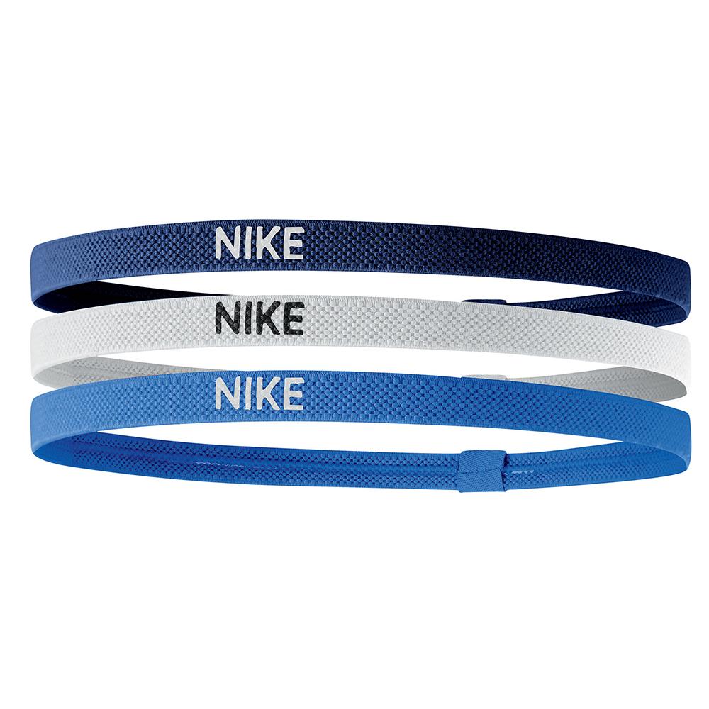 NIKE Swoosh Sport Headbands 3PK 2.0 Blue Void