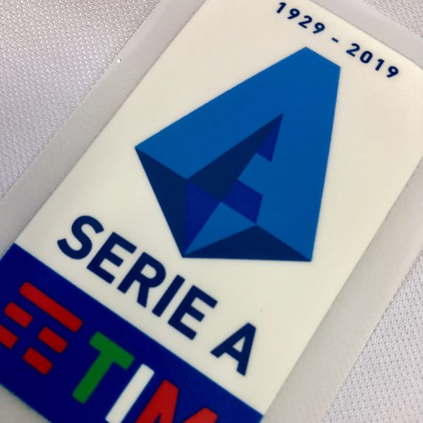 Patch Serie A Tim 2019-20