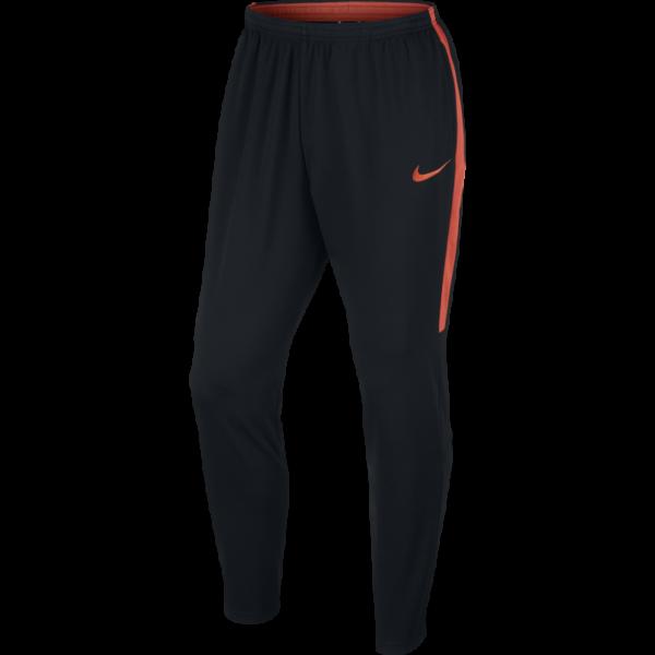 nike-pantalone-academy-training-nero-rosso