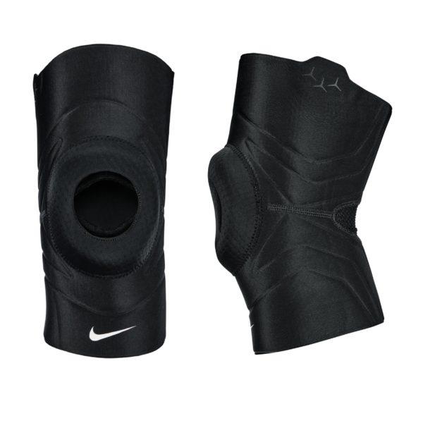 nike-pro-closed-patella-knee-sleeve-3-black-white-010-2-852689 Coppia